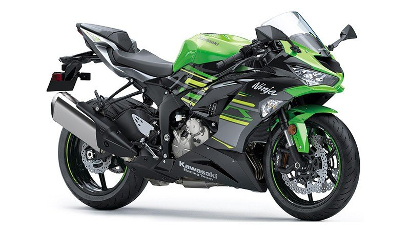 2019 Kawasaki Ninja ZX-6R ABS KRT Edition in Wichita Falls, Texas