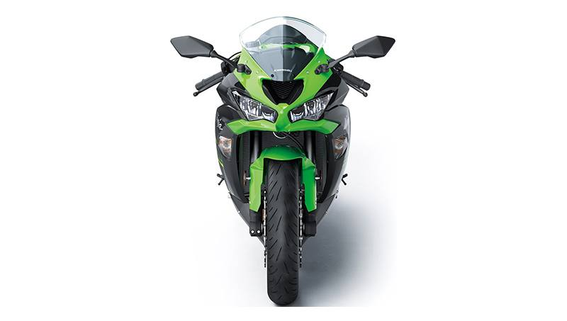 2019 Kawasaki Ninja ZX-6R ABS KRT Edition in Sacramento, California