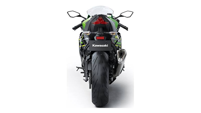 2019 Kawasaki Ninja ZX-6R ABS KRT Edition in Florence, Colorado