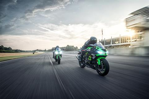 2019 Kawasaki Ninja ZX-6R ABS KRT Edition in Clearwater, Florida