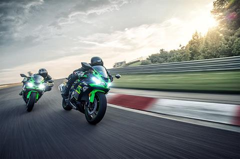 2019 Kawasaki Ninja ZX-6R ABS KRT Edition in Asheville, North Carolina
