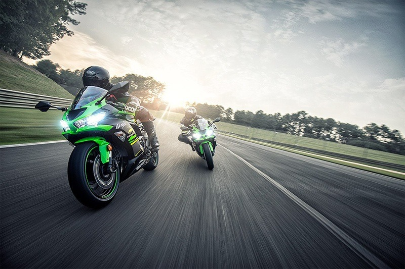 2019 Kawasaki Ninja ZX-6R ABS KRT Edition in Franklin, Ohio - Photo 8