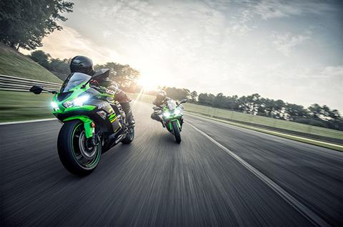 2019 Kawasaki Ninja ZX-6R ABS KRT Edition in Harrisburg, Pennsylvania - Photo 8