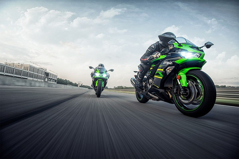 2019 Kawasaki Ninja ZX-6R ABS KRT Edition in Franklin, Ohio - Photo 9