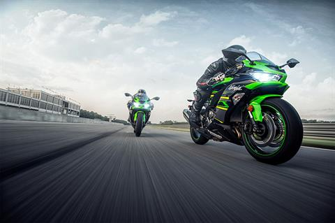2019 Kawasaki Ninja ZX-6R ABS KRT Edition in Junction City, Kansas