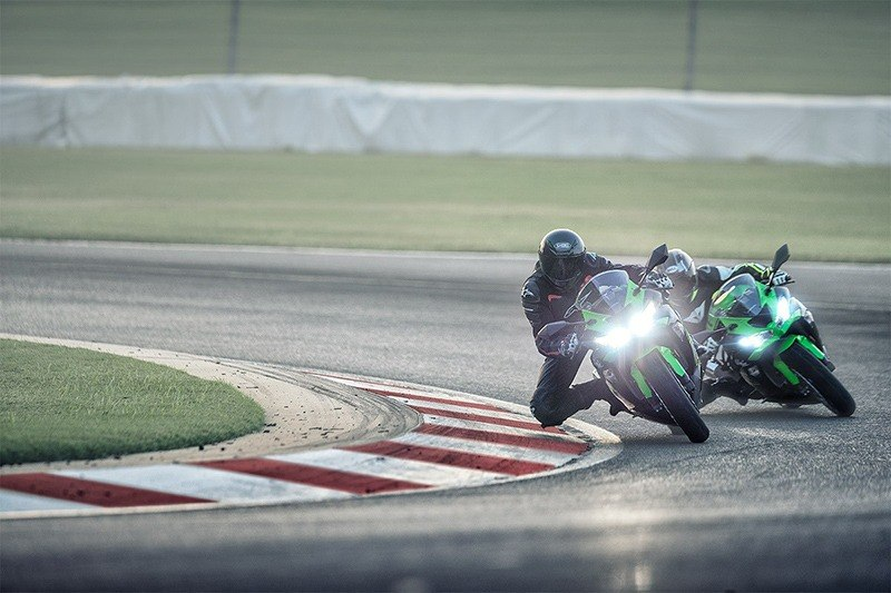 2019 Kawasaki Ninja ZX-6R ABS KRT Edition in Talladega, Alabama