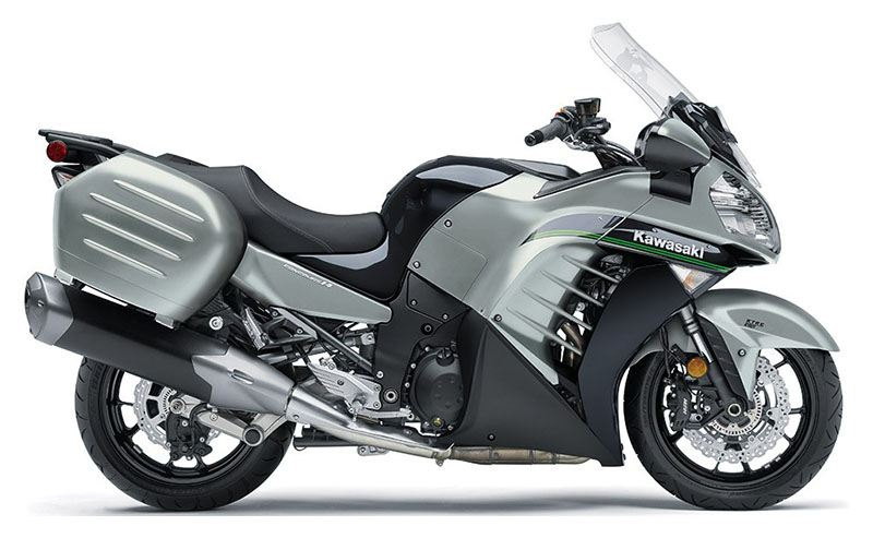 2019 Kawasaki Concours 14 ABS in Santa Clara, California - Photo 1