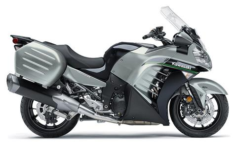 2019 Kawasaki Concours 14 ABS in Littleton, New Hampshire