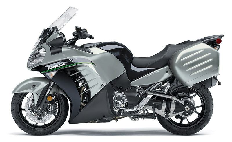 2019 Kawasaki Concours 14 ABS in Redding, California - Photo 2