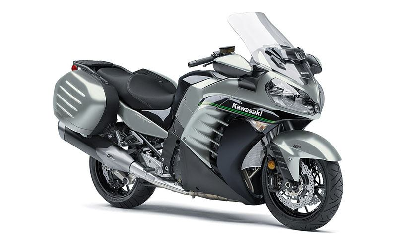 2019 Kawasaki Concours 14 ABS in Redding, California - Photo 3
