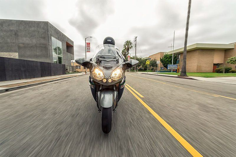 2019 Kawasaki Concours 14 ABS in Salinas, California - Photo 4