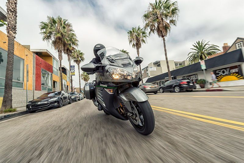 2019 Kawasaki Concours 14 ABS in Santa Clara, California - Photo 5
