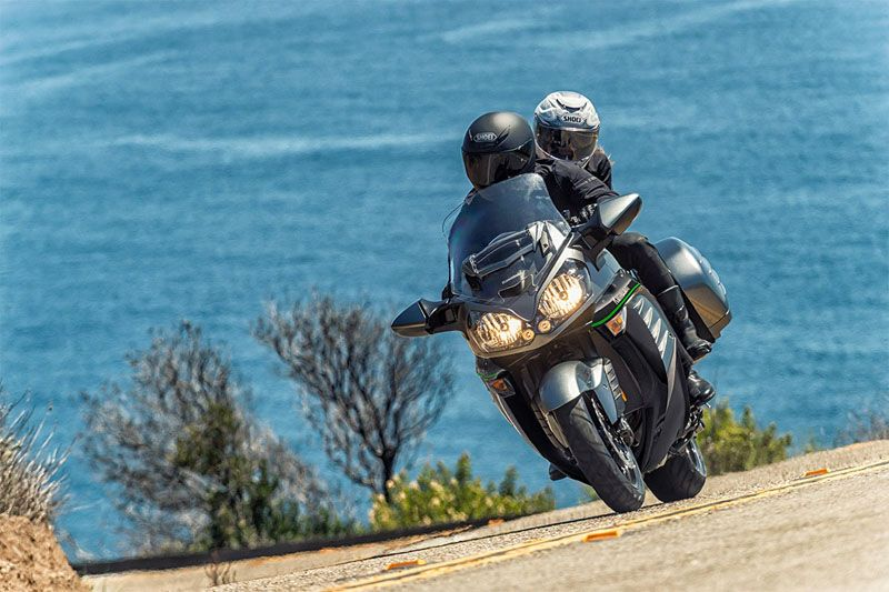 2019 Kawasaki Concours 14 ABS in Bellevue, Washington - Photo 6