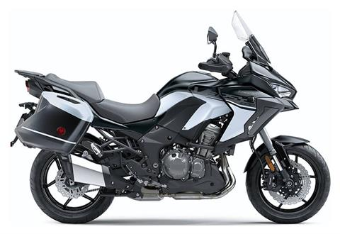 2019 Kawasaki Versys 1000 SE LT+ in Barre, Massachusetts
