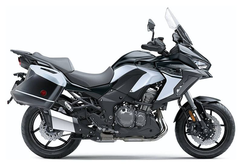 2019 Kawasaki Versys 1000 SE LT+ in Iowa City, Iowa