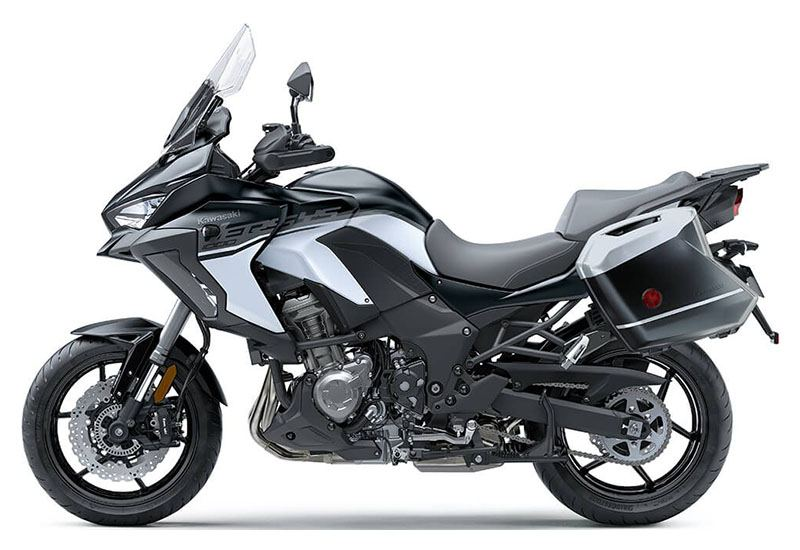 2019 Kawasaki Versys 1000 SE LT+ in Freeport, Illinois