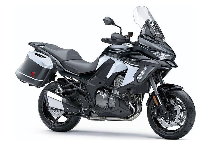 2019 Kawasaki Versys 1000 SE LT+ in Concord, New Hampshire