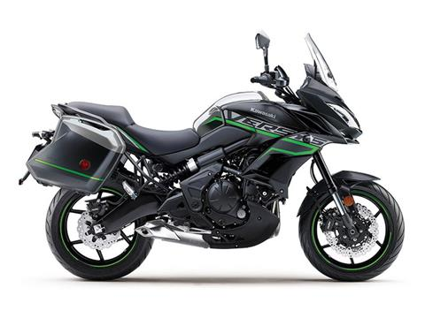 2019 Kawasaki Versys 650 LT in Fort Pierce, Florida