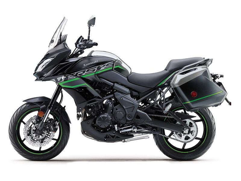 2019 Kawasaki Versys 650 LT in Unionville, Virginia