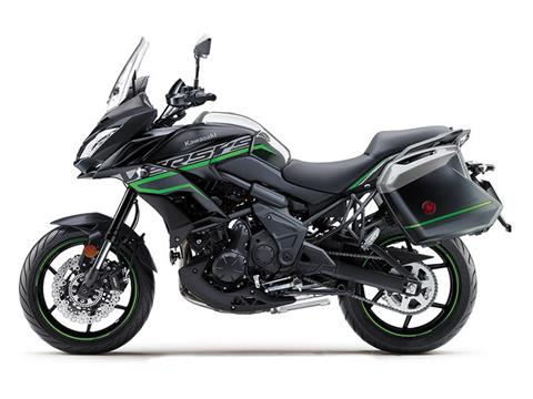 2019 Kawasaki Versys 650 LT in Littleton, New Hampshire