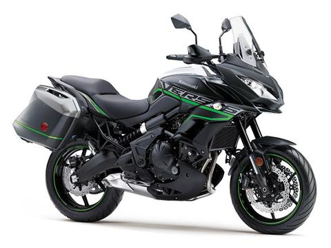 2019 Kawasaki Versys 650 LT in Baldwin, Michigan