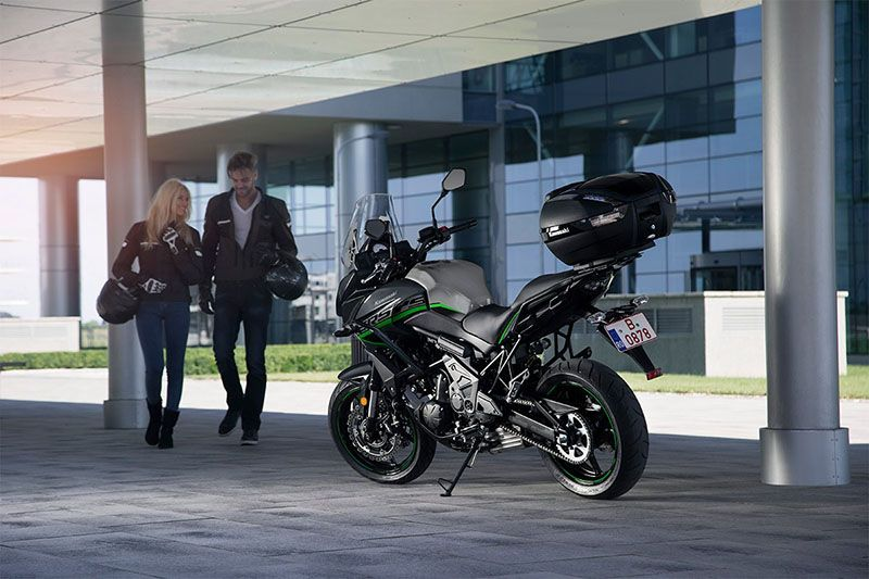 2019 Kawasaki Versys 650 LT in Junction City, Kansas - Photo 6