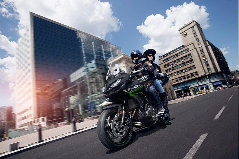 2019 Kawasaki Versys 650 LT in Kirksville, Missouri - Photo 8