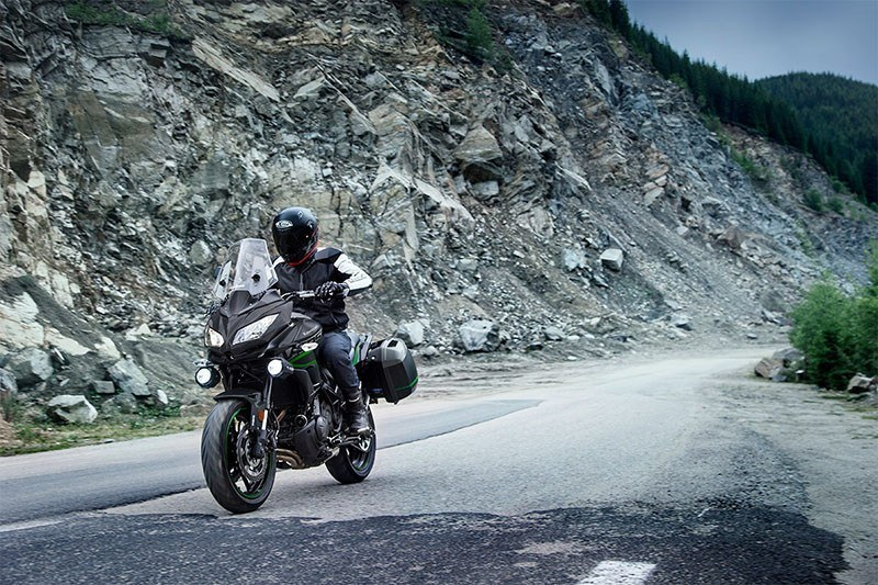 2019 Kawasaki Versys 650 LT in Norfolk, Virginia