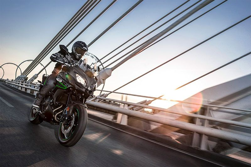 2019 Kawasaki Versys 650 LT in Cambridge, Ohio - Photo 10