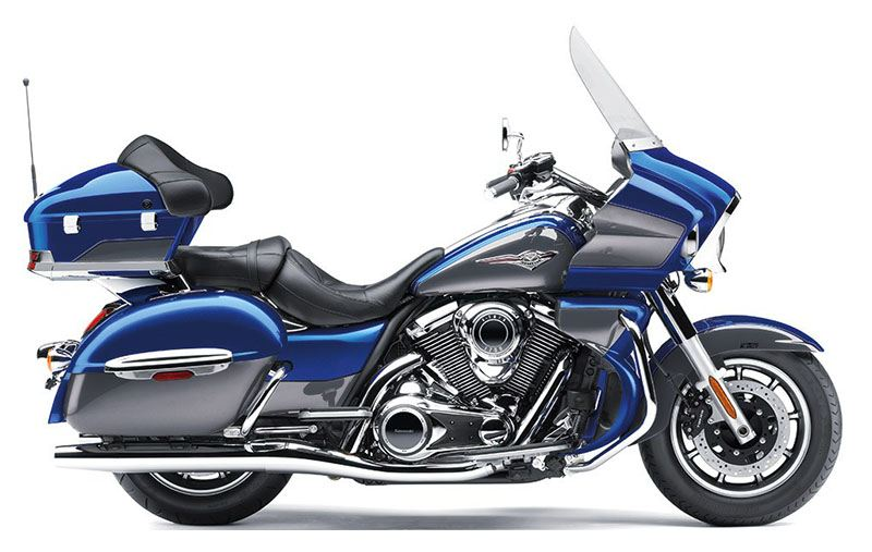 2019 Kawasaki Vulcan 1700 Voyager ABS in Barre, Massachusetts