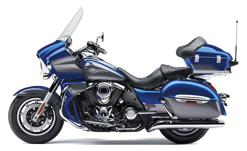 2019 Kawasaki Vulcan 1700 Voyager ABS in Laurel, Maryland
