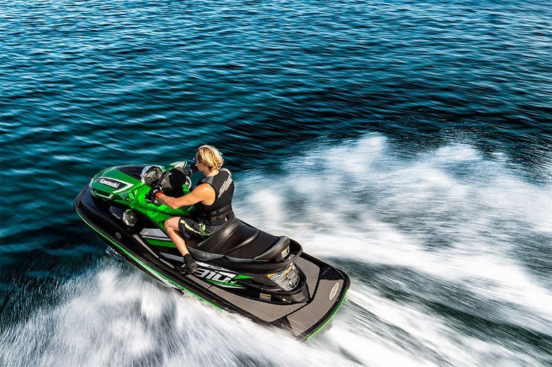 2019 Kawasaki Jet Ski Ultra 310LX in Sacramento, California - Photo 8
