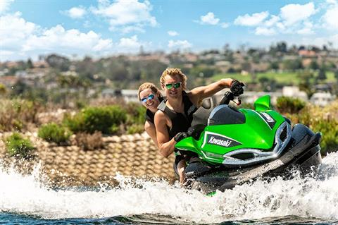 2019 Kawasaki Jet Ski Ultra 310LX in Bellevue, Washington - Photo 6