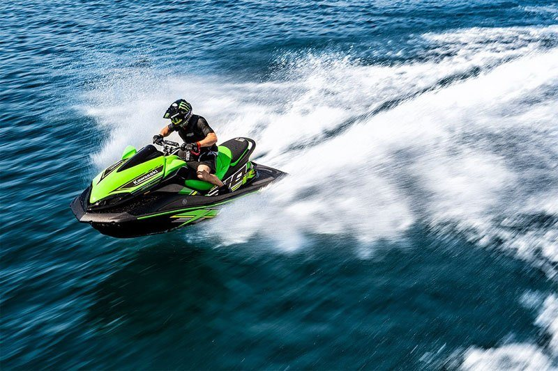 2019 Kawasaki Jet Ski Ultra 310R in San Francisco, California - Photo 4