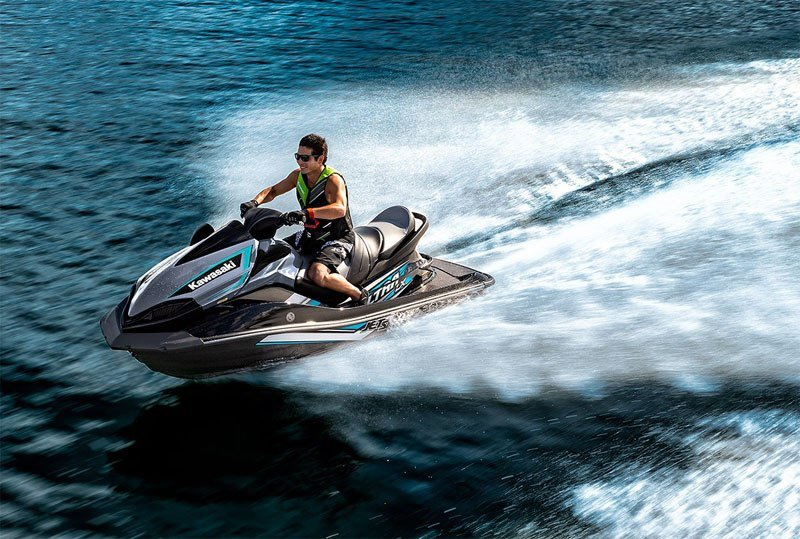2019 Kawasaki Jet Ski Ultra LX in Huron, Ohio - Photo 4
