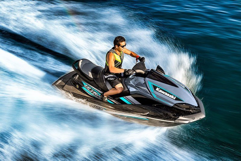 2019 Kawasaki Jet Ski Ultra LX in Bellevue, Washington - Photo 5