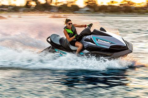 2019 Kawasaki Jet Ski Ultra LX in Wasilla, Alaska - Photo 8