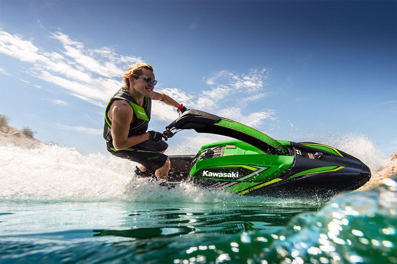 2019 Kawasaki Jet Ski SX-R in Dalton, Georgia - Photo 4