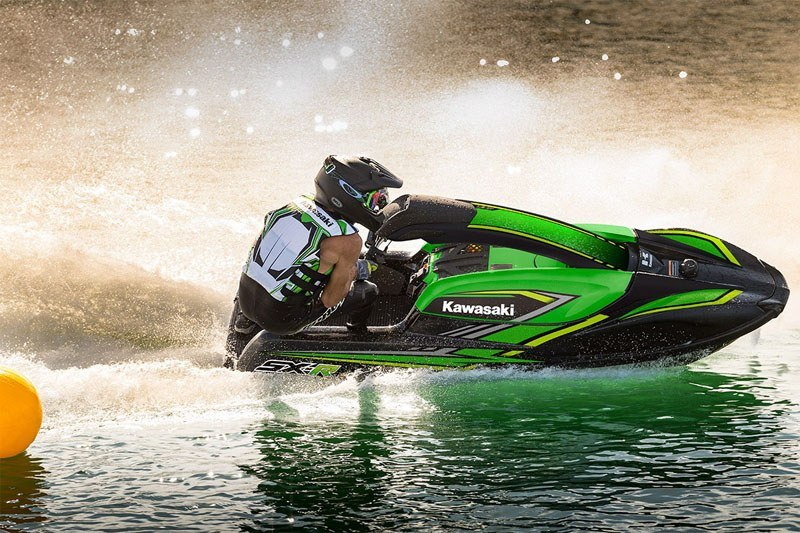 2019 Kawasaki Jet Ski SX-R in Ashland, Kentucky - Photo 5