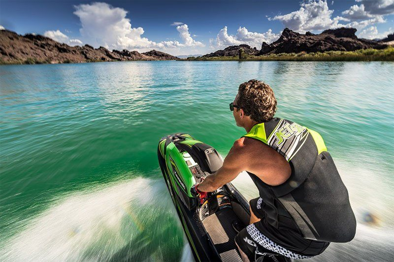 2019 Kawasaki Jet Ski SX-R in Johnson City, Tennessee - Photo 6