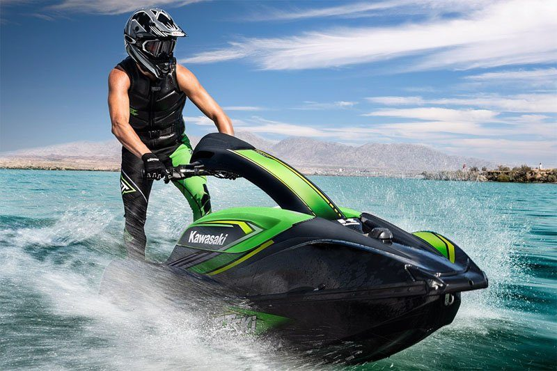2019 Kawasaki Jet Ski SX-R in Dimondale, Michigan - Photo 8