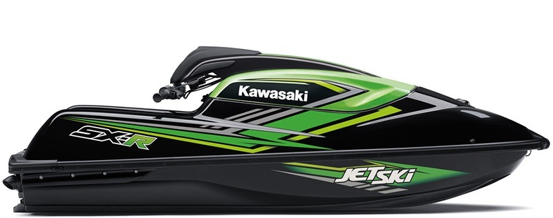 2019 Kawasaki Jet Ski SX-R in Chanute, Kansas - Photo 1