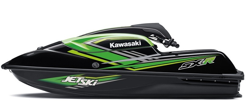 2019 Kawasaki Jet Ski SX-R in Johnson City, Tennessee - Photo 2