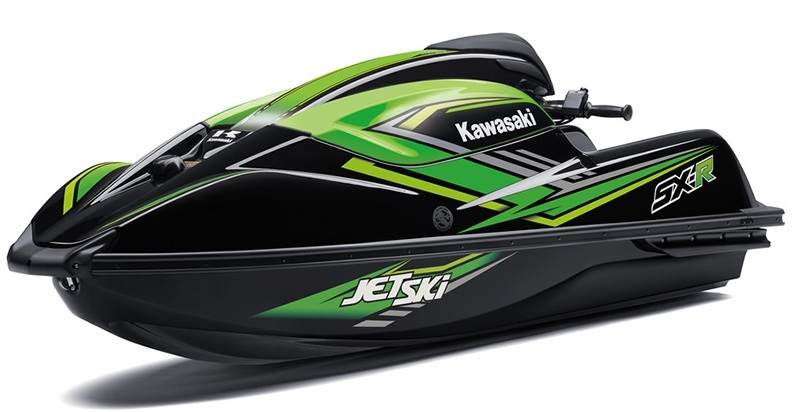 2019 Kawasaki Jet Ski SX-R in Chanute, Kansas - Photo 3