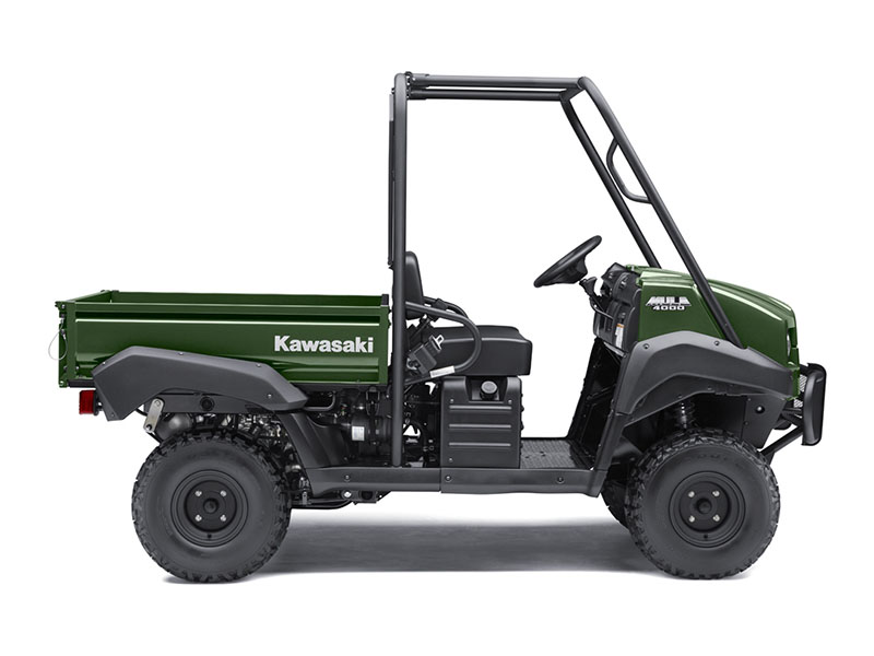 2019 Kawasaki Mule 4000 in Freeport, Illinois
