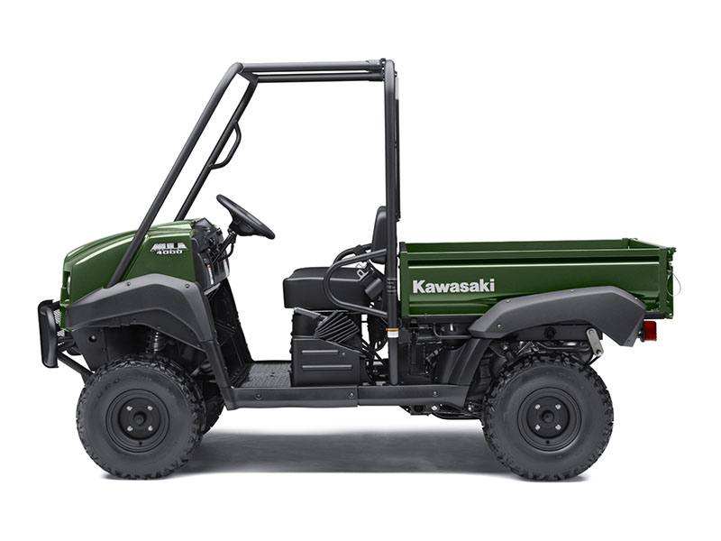 2019 Kawasaki Mule 4000 in Asheville, North Carolina