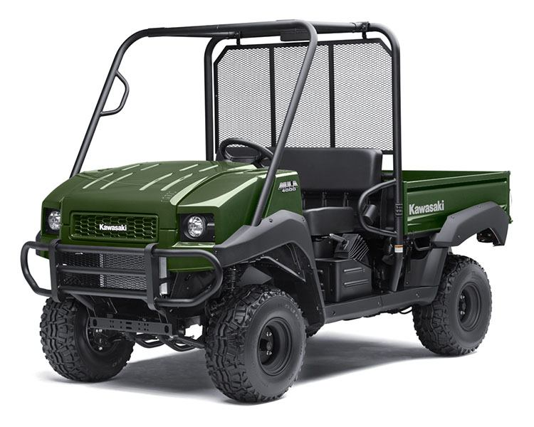 2019 Kawasaki Mule 4000 in Zephyrhills, Florida - Photo 3