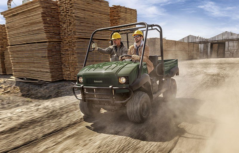 2019 Kawasaki Mule 4000 in Albemarle, North Carolina - Photo 4