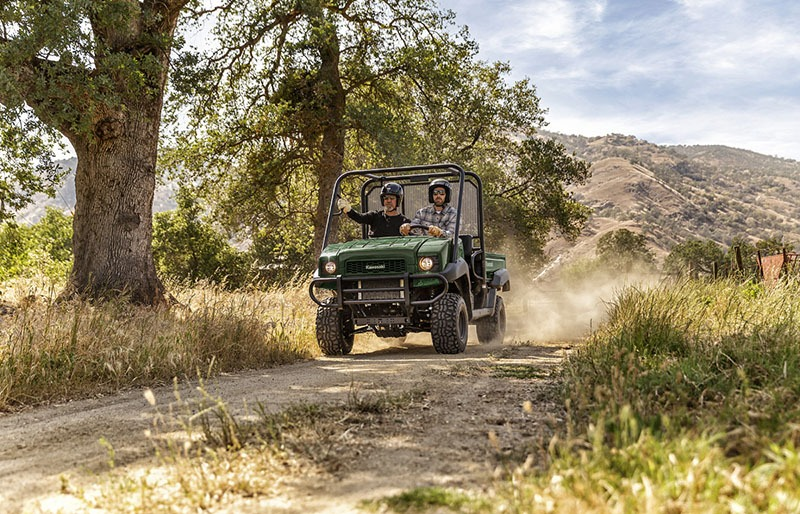 2019 Kawasaki Mule 4000 in Zephyrhills, Florida - Photo 5