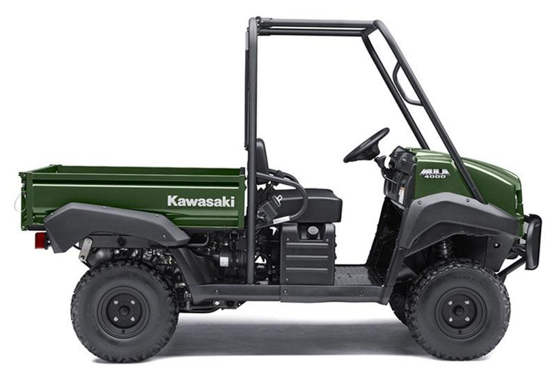2019 Kawasaki Mule 4000 in Eureka, California - Photo 1